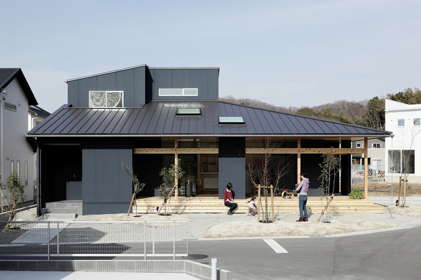 Agui House / ALTS Design Office, Courtesy of ALTS Design Office
