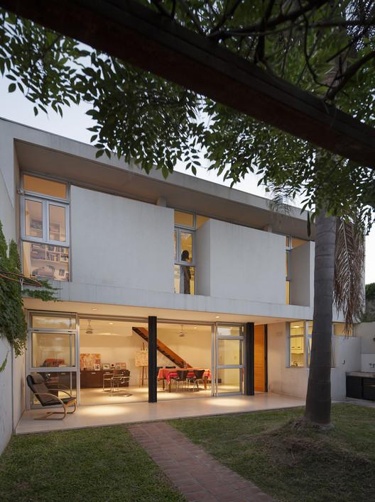 Casa Interior / Rosana Sdrigotti  + Julio Cavallo, © Federico Cairoli