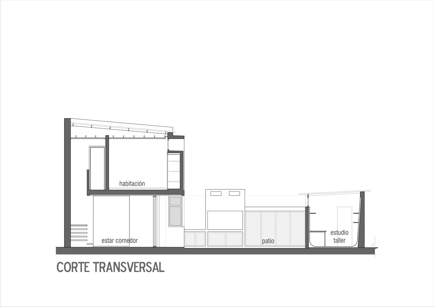 Casa interiorcorte