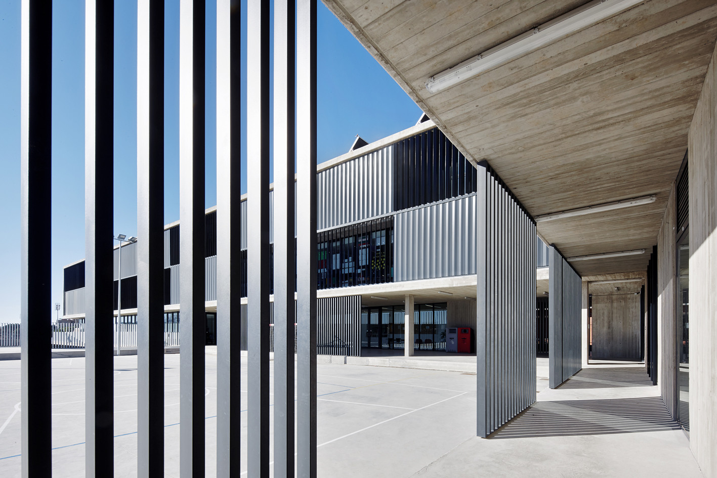 School Isabel Besora / NAM Arquitectura, © José Hevia