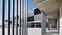 School Isabel Besora / NAM Arquitectura