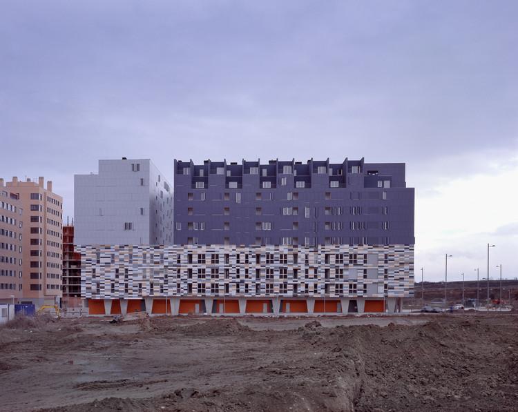 177 viviendas de protecci n oficial en vitoria matos castillo arquitectos plataforma - Arquitectos en vitoria ...