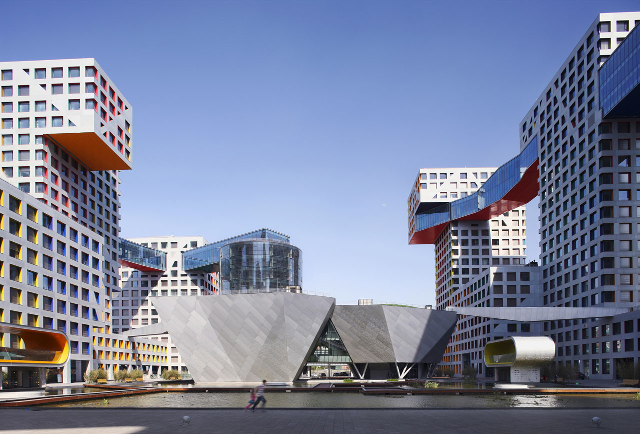 Reviewing 'Urban Hopes': A Look at Steven Holl's Latest in China