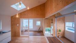 House in Kitakarasuyama / Mizuishi Architect Atelier