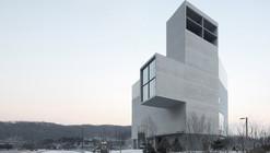 Igreja de Concreto RW / NAMELESS Architecture