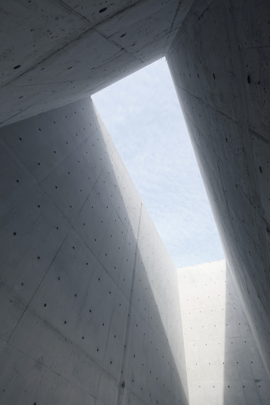 Gallery of RW Concrete Church / NAMELESS Architecture - 3