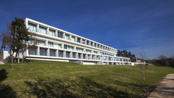 Elderly Residential Building / Atelier d'Arquitectura J. A. Lopes da Costa