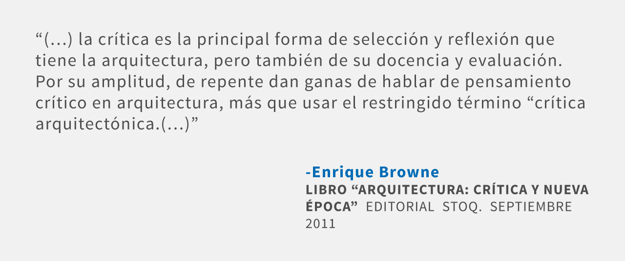 Frases: Enrique Browne