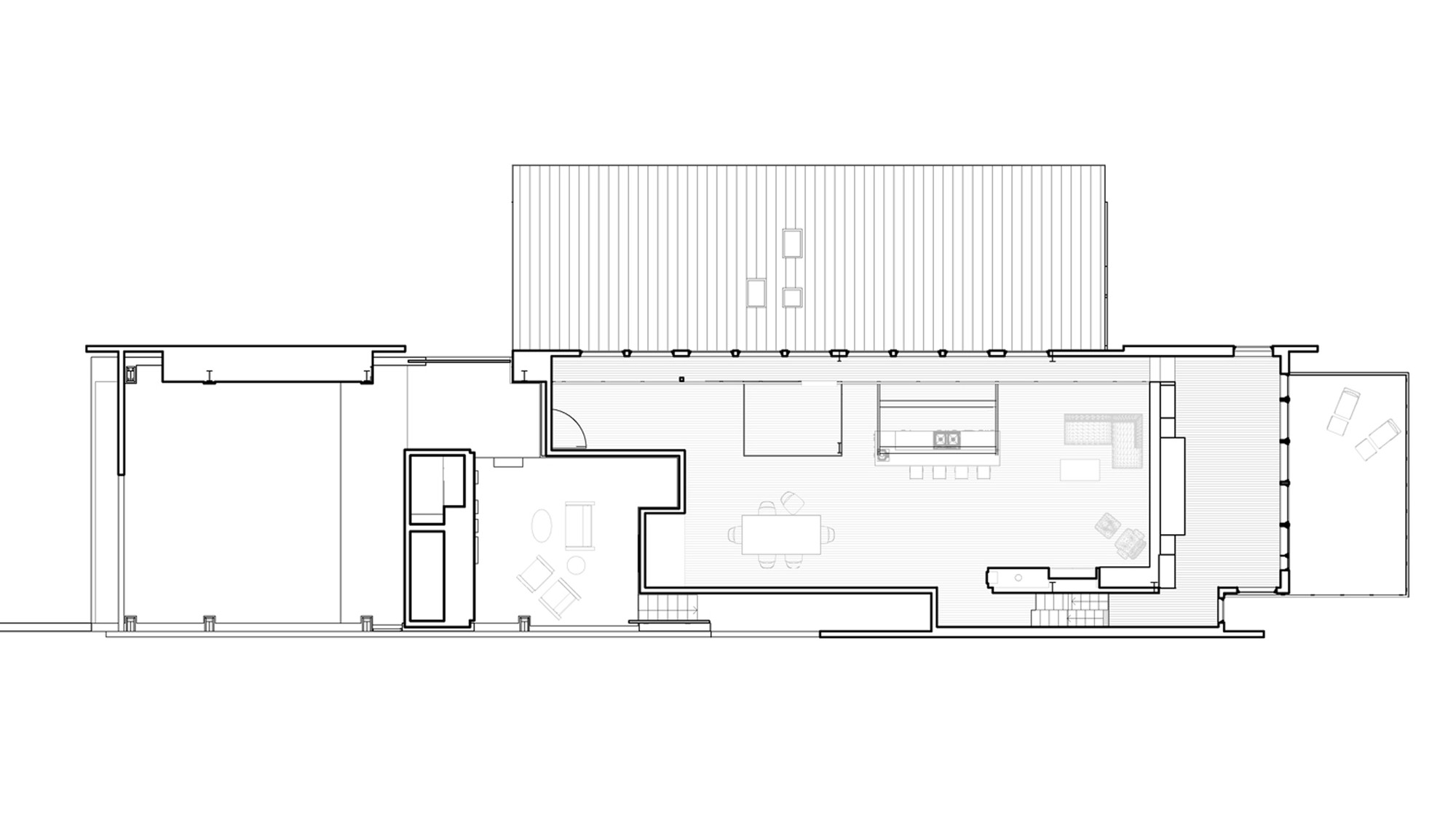 gallery of round mountain house demx architecture 22