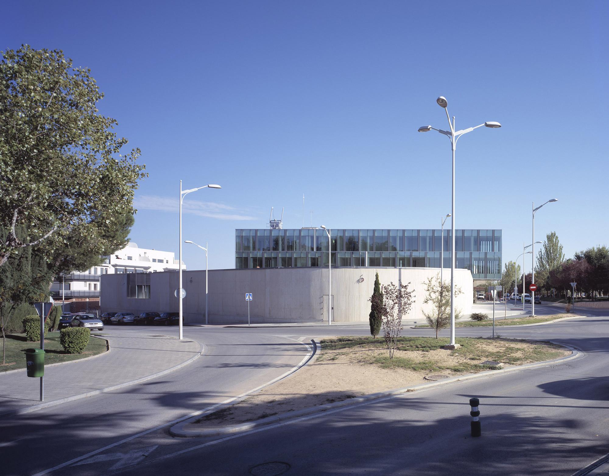 Gallery of comisar a provincial de albacete matos castillo arquitectos 11 - Arquitectos albacete ...
