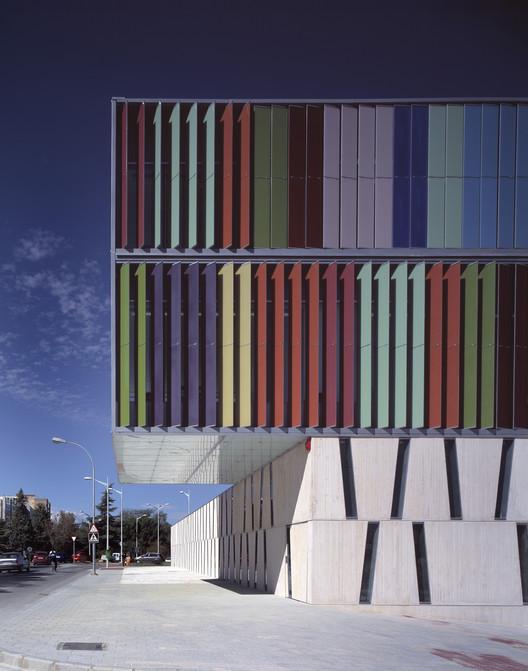 Comisaría Provincial De Albacete  / Matos-Castillo Arquitectos, © Hisao Suzuki