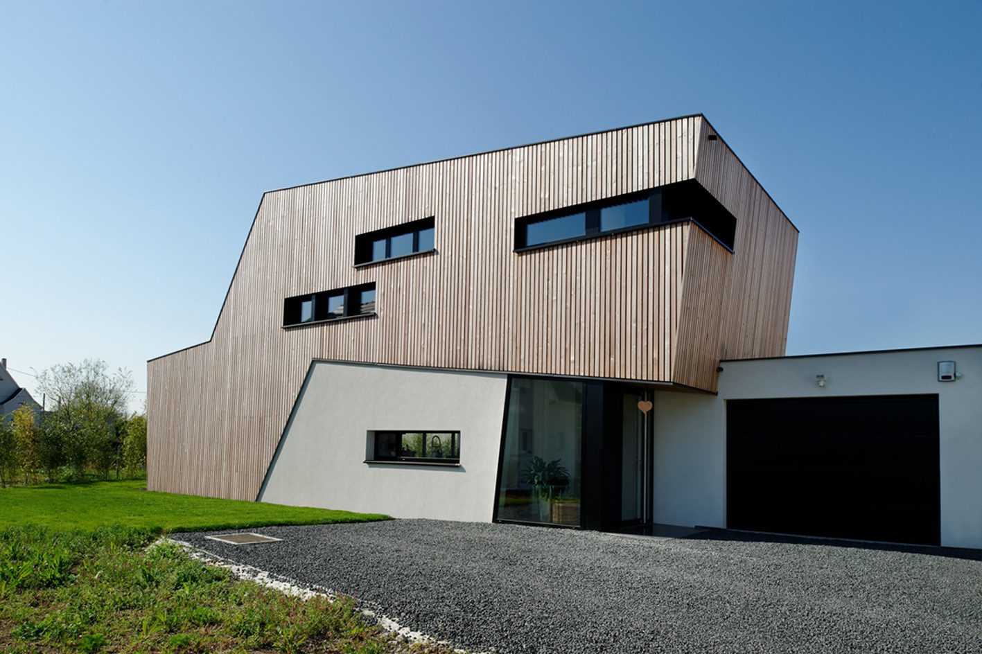 House in Colmar / ideaa architectures, © Alain-Marc Oberlé