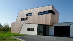 House in Colmar / ideaa architectures