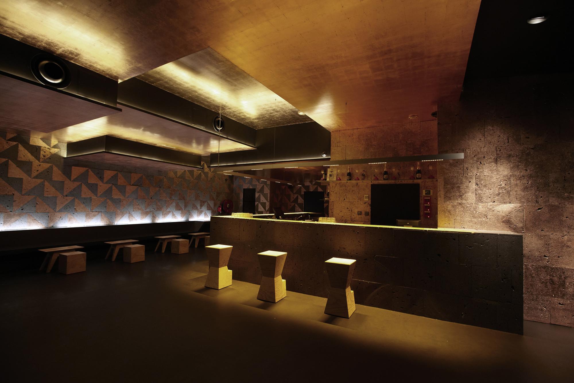 NÜBA Restaurant - Club  / Emmanuel Picault  + Ludwig Godefroy  + Nicolas Sisto , Courtesy of Nicolas Sisto