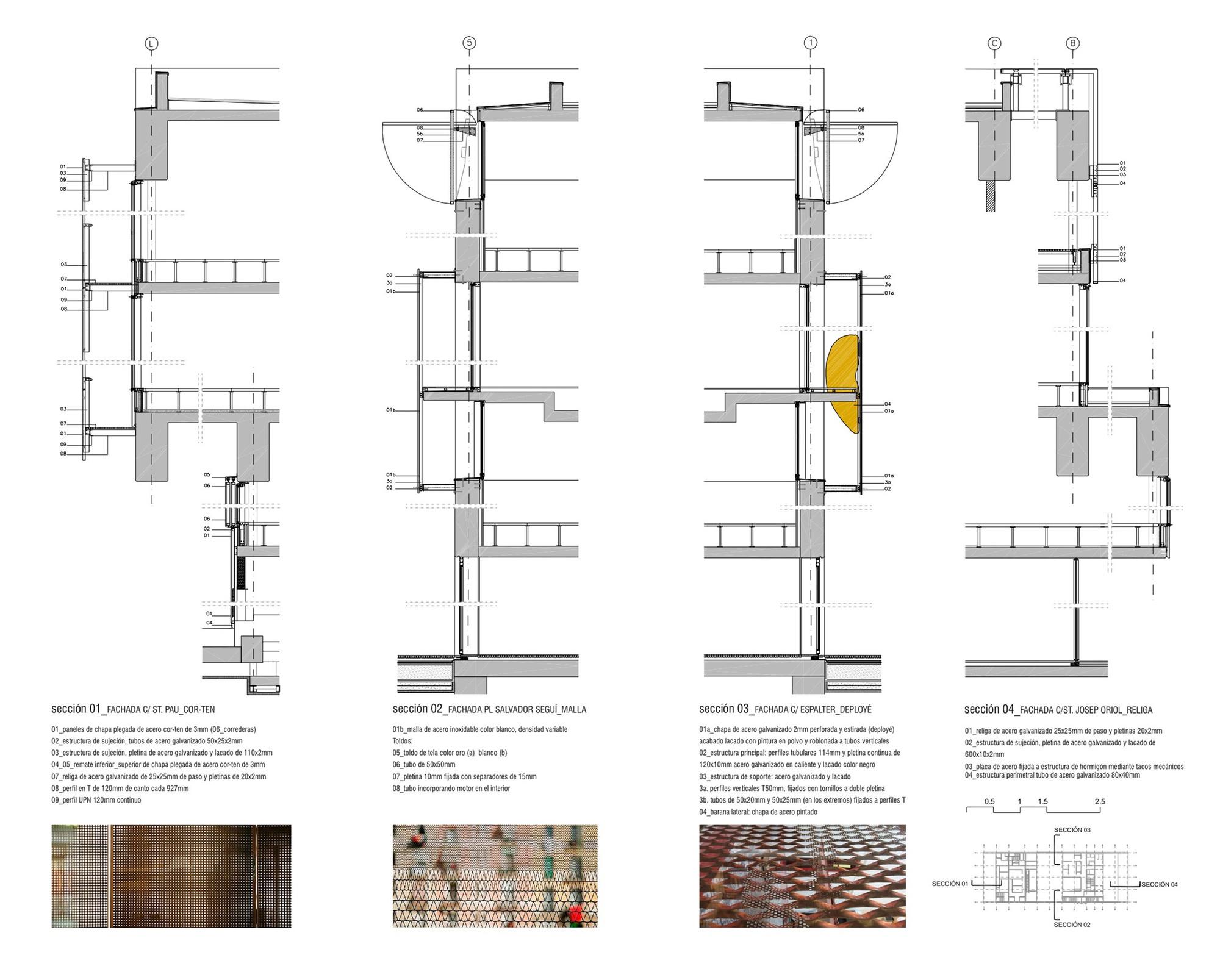 Gallery Of Film Theatre Of Catalonia Mateo Arquitectura 29