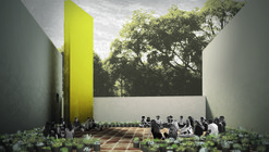 Proyecto de CC Arquitectos para el Pabellón Eco 2014