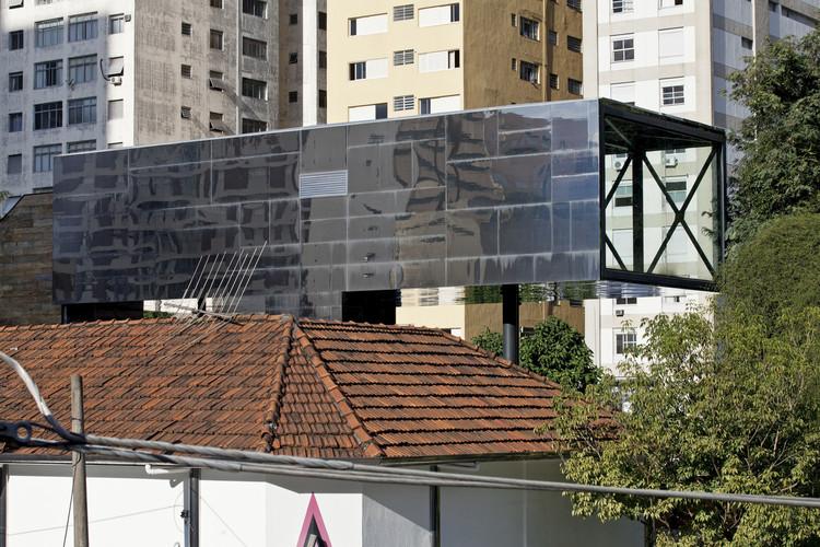 O Observatório Oscar Freire / Triptyque, © Leonardo Finotti