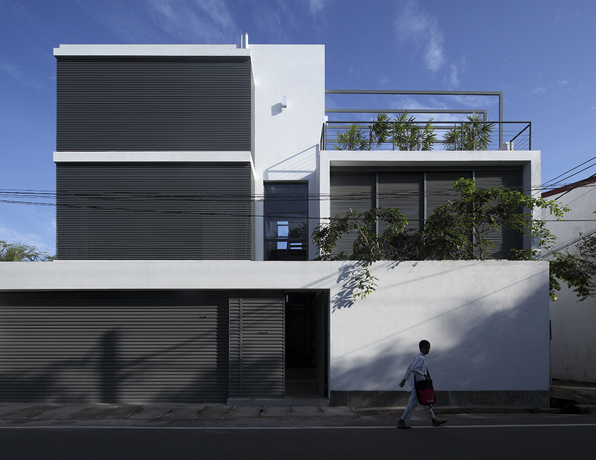 House 1 / Isurunath Pramitha Associates, © Eresh Weerasuriya