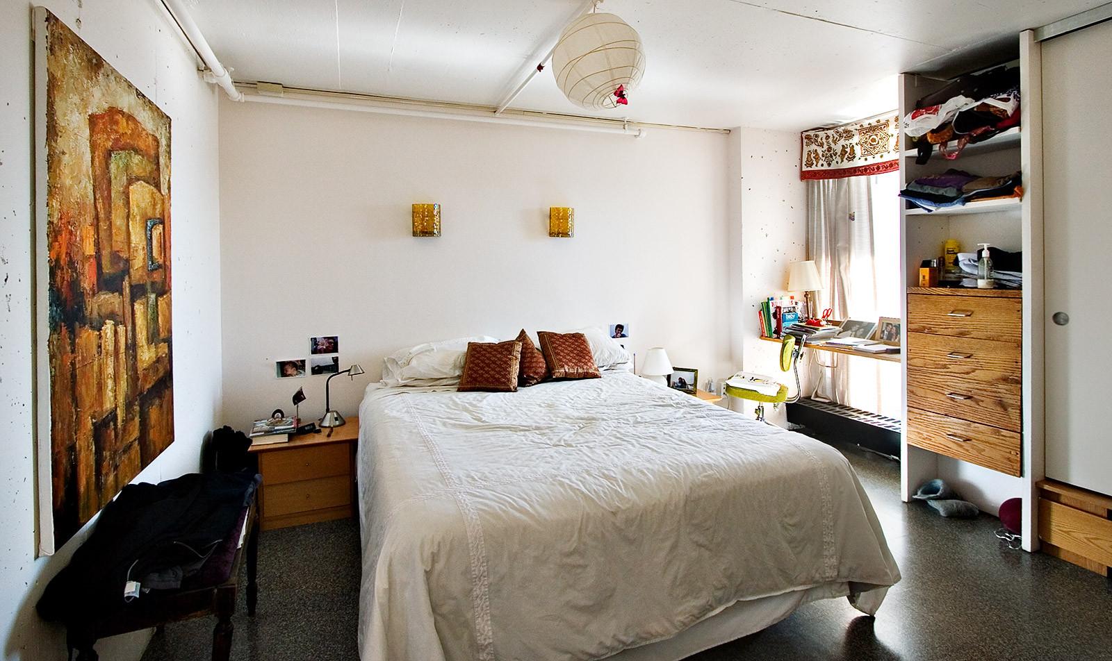 Bedroom Interior Size