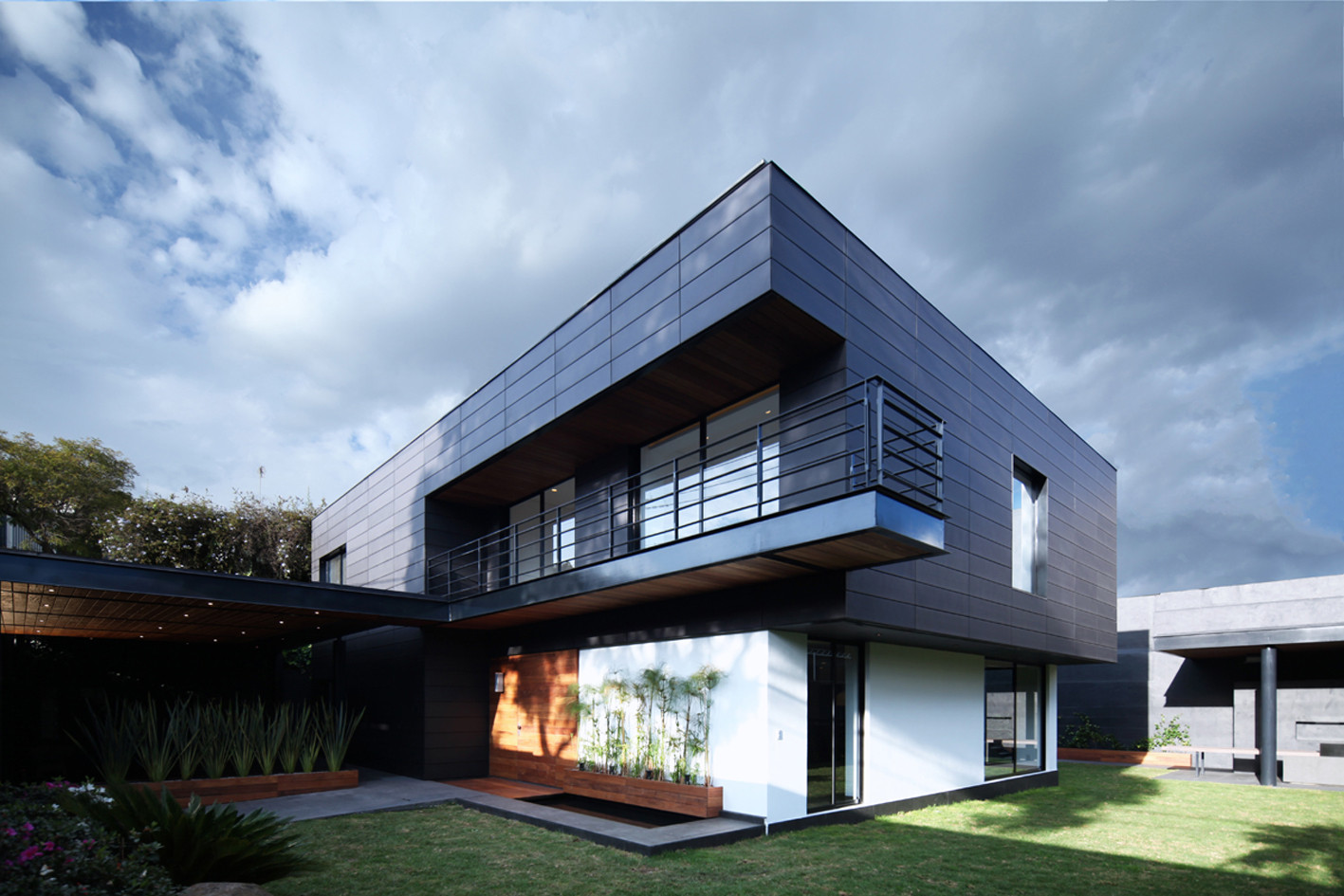 gallery of fatima house jorge hernández de la garza 5