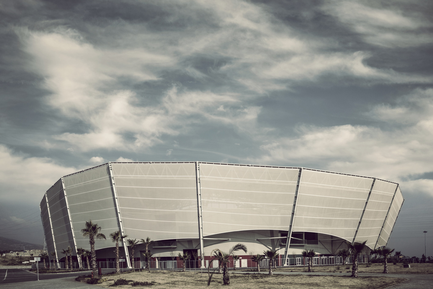 Mersin Stadium / Bahadir Kul Architects , Courtesy of Bahadir Kul Architects