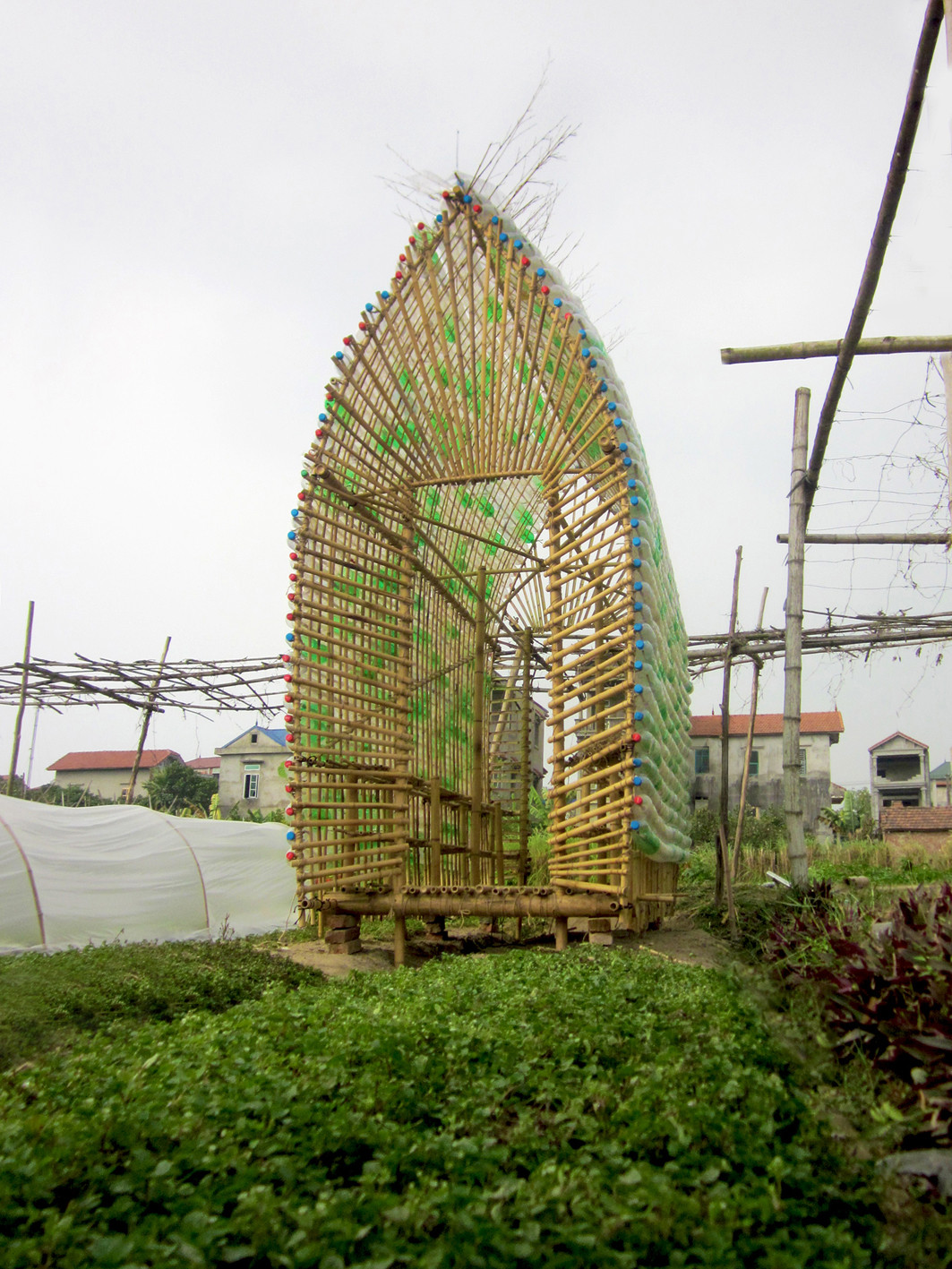 Vegetable Nursery House 1 1 Gt 2 International Architecture