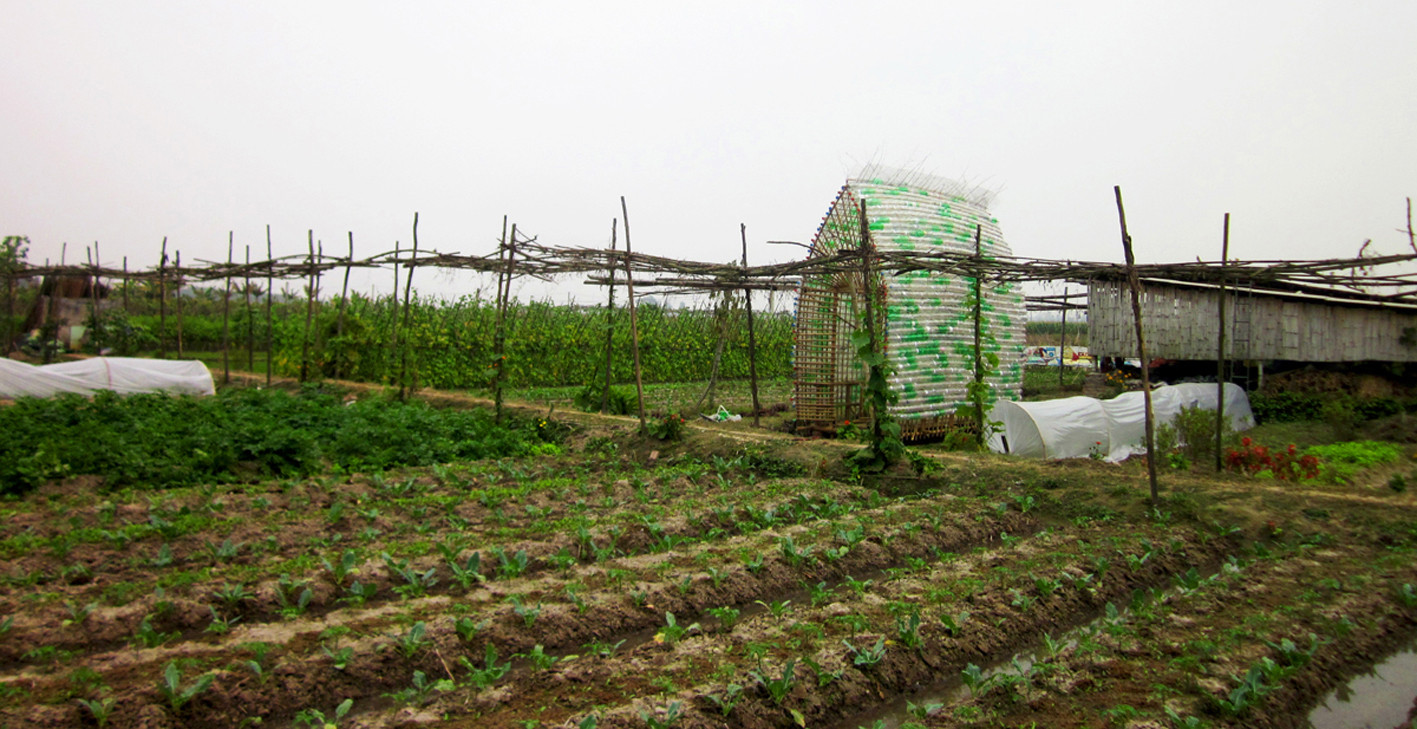 Vegetable Nursery House Courtesy Of 1 2 International Architecture Jsc