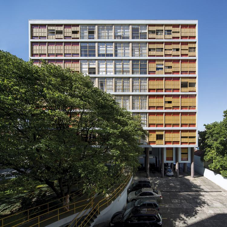 """Exposição """"Higienópolis"""" com fotografias de Leonardo Finotti na Galeria Pilar, em São Paulo, © Leonardo Finotti"""