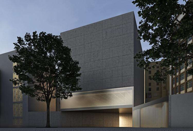 """Terceiro Lugar no concurso nacional """"Casa de Rui Barbosa"""" / Mira Arquitetos"""