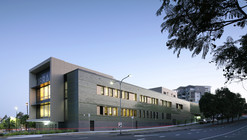 Helensvale Branch Library and CCYC / Complete Urban + lahznimmo architects