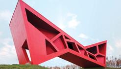 Bridging Teahouse / FR-EE / Fernando Romero Enterprise