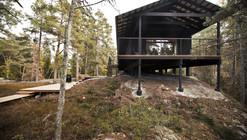 Casa de descanso en Vindö / Max Holst