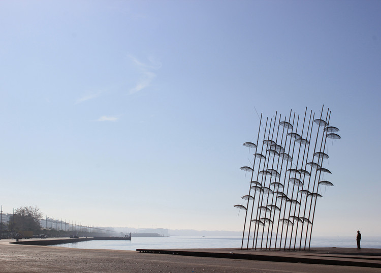 New Waterfront of Thessaloniki / Nikiforidis-Cuomo Architects, ©  Prodromos Nikiforidis