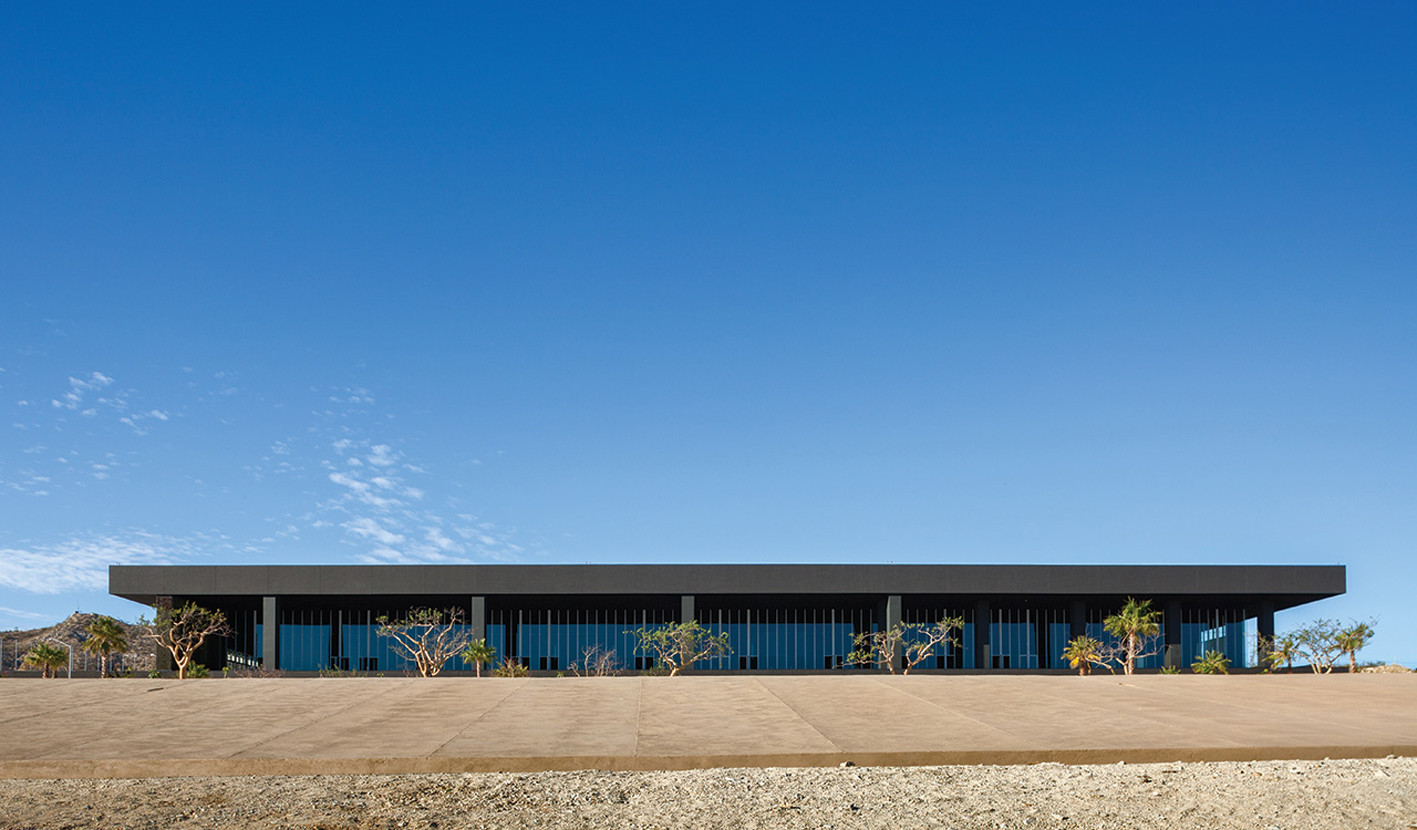 fr ee fernando romero enterprise office archdaily