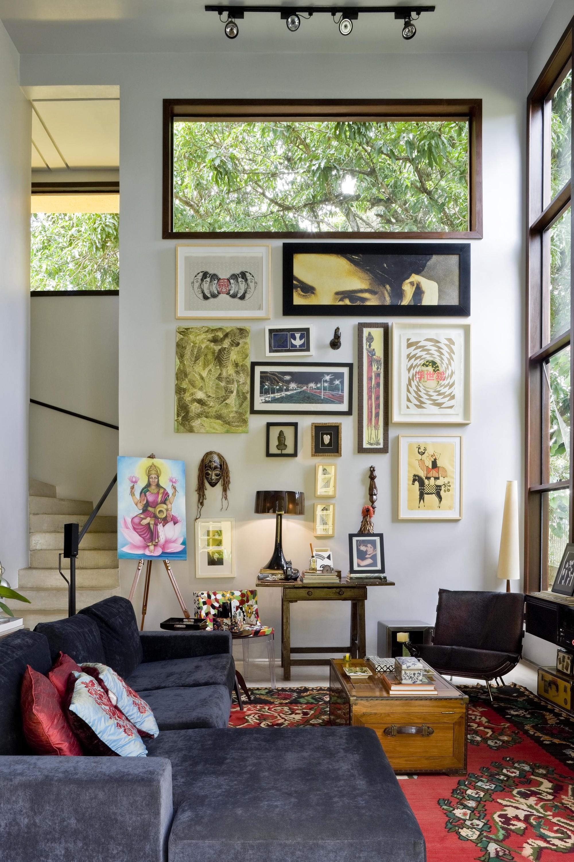 Bohemian Bedroom Decorating Ideas Gallery Of Cobog 243 House Ney Lima 4