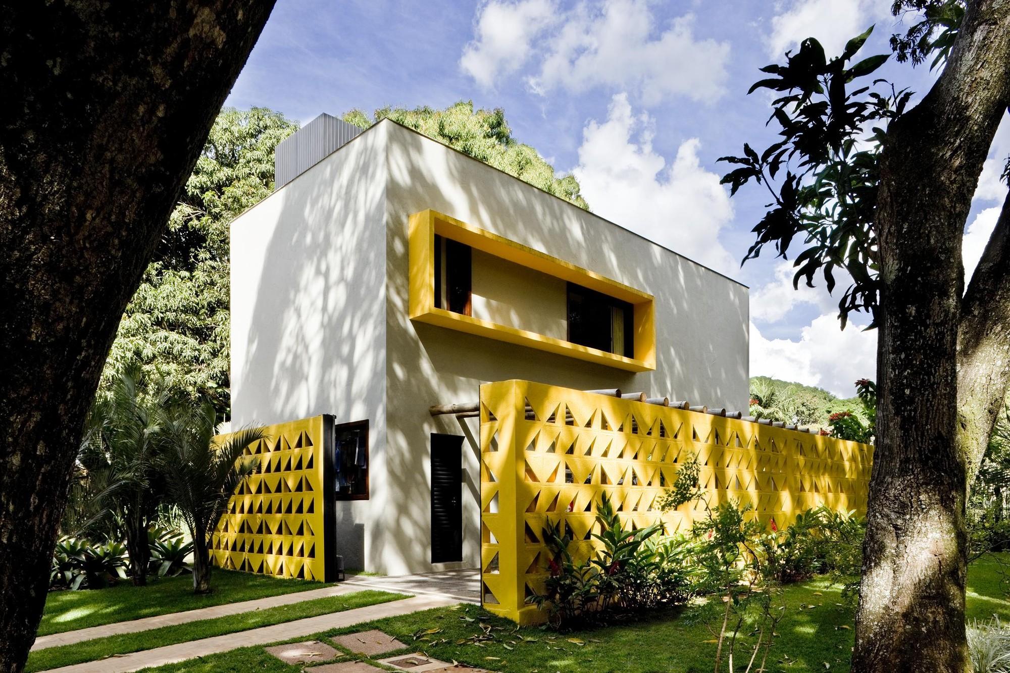Cobogó House / Ney Lima, © Edgard Cesar