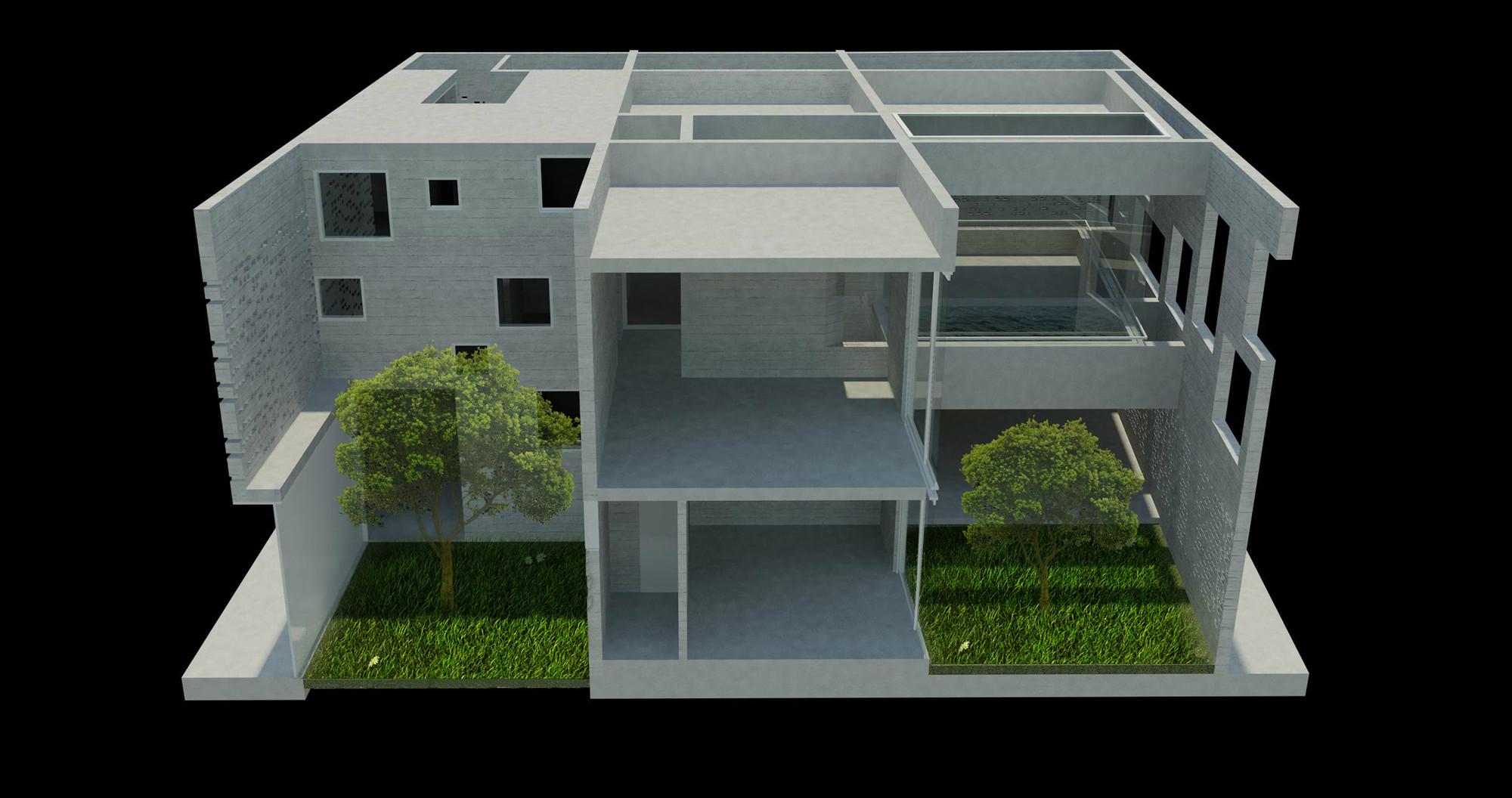 Primer Lugar Concurso de Proyectos Arquitectónicos Para las Regiónes de Lima y Callao, Perú