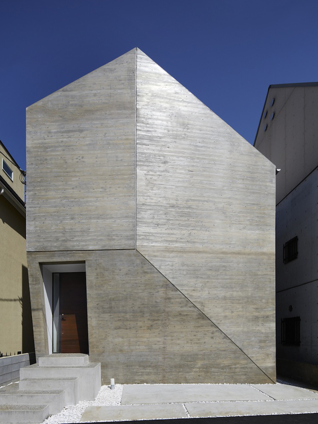 Shirokane House Mds Archdaily