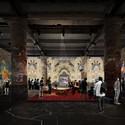 Monditalia – Corderie – Talks. © Rem Koolhaas. Image Courtesy of la Biennale di Venezia