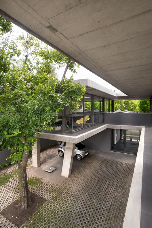Architecture Studio Space floating in space / w design architecture studio | archdaily
