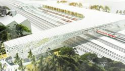 Silvio d'Ascia Wins Competition to Design Morocco Rail Station