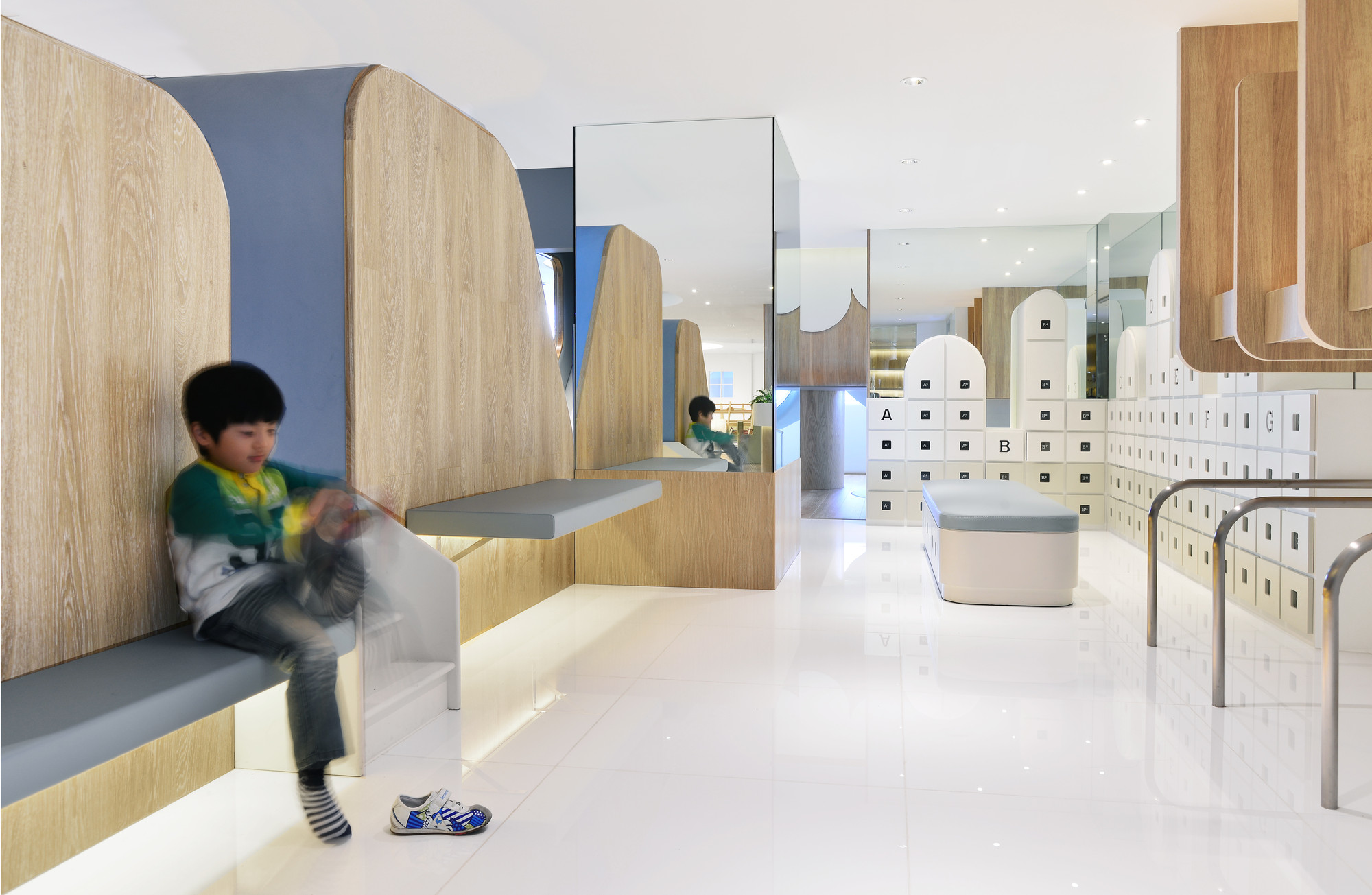 preschool bathroom design. Dick Liu Preschool Bathroom Design