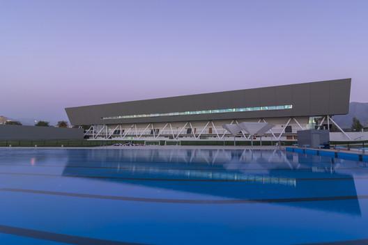 National Stadium Aquatics Center / Iglesis Prat Arquitectos
