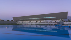 National Stadium Aquatics Center / Iglesis Prat Arquitectos