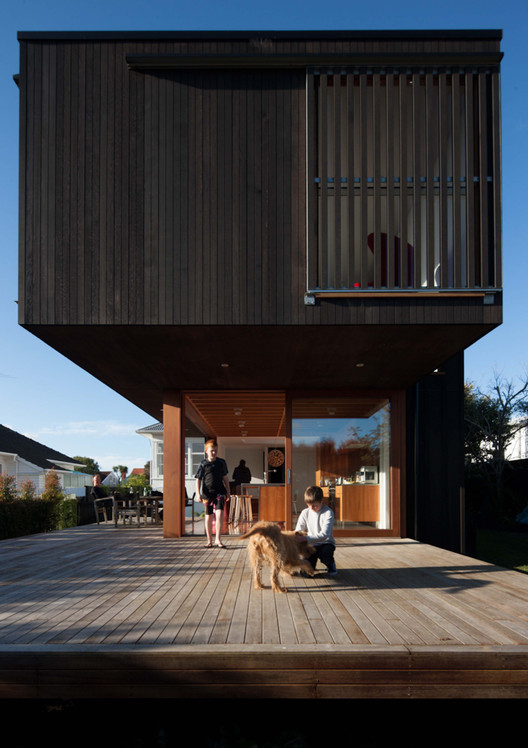 Westmere Alteration / Crosson Clarke Carnachan Architects, Courtesy of Crosson Clarke Carnachan Architects