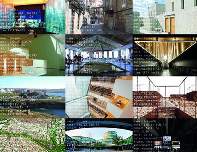 """Exposição """"XII BEAU — Bienal Espanhola de Arquitectura e Urbanismo"""", na Galeria Boavista, Lisboa"""