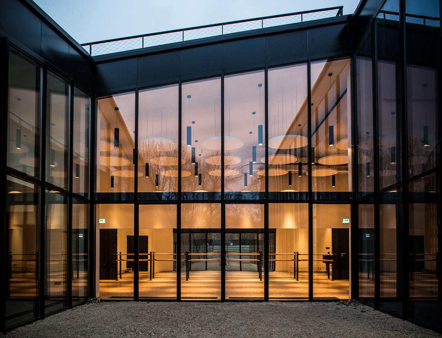 Cultural Center in Katowice / Rafal Mazur, © Joanna Nowicka