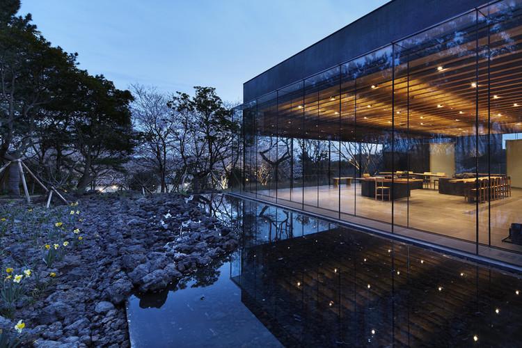 Pavilhões da Casa de Chá Osulloc / Mass Studies, © Yong-Kwan Kim