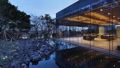 Osulloc Tea House Pavilions / Mass Studies