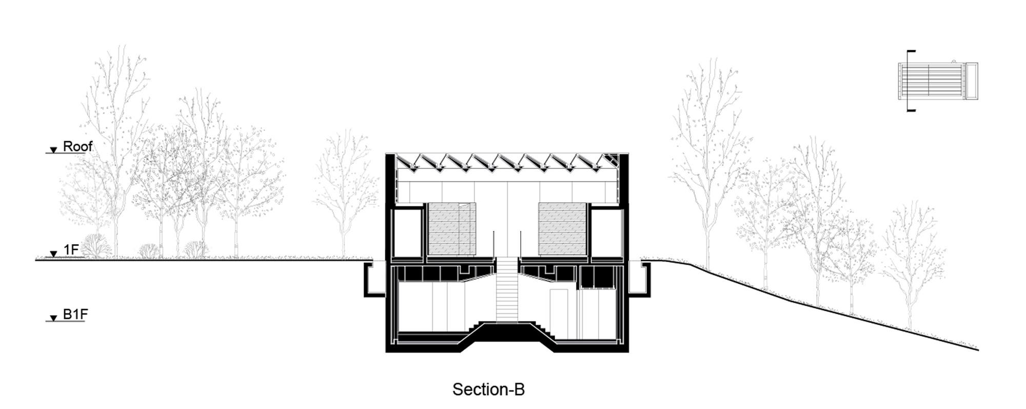 Gallery Of Osulloc Tea House Pavilions Mass Studies 45